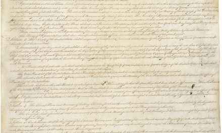 Who broke the Constitution?