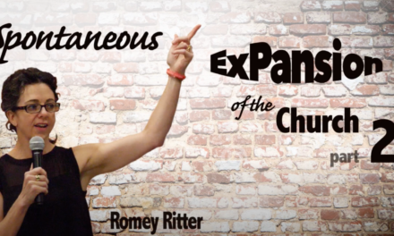 The Spontaneous Expansion of the Church 2